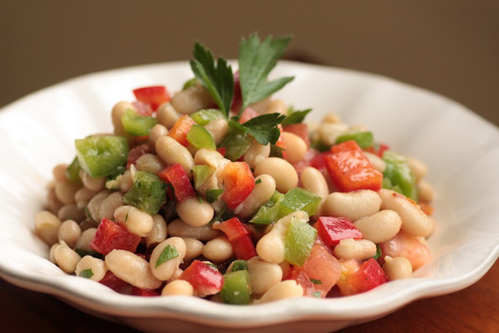 Salada-de-feijão-branco-tomate-seco