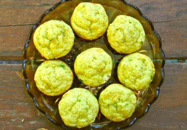 Muffin de Couve