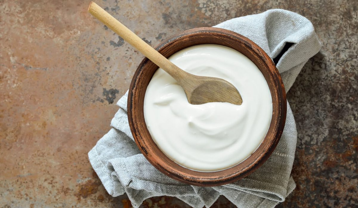 Iogurte de Leite de Coco