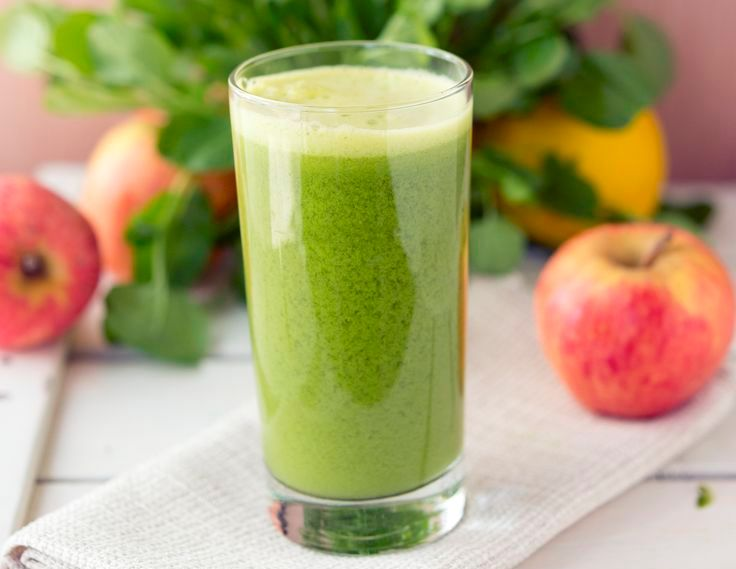 Suco Verde Docinho e Fácil